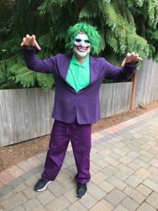 Joker Seattle Batman